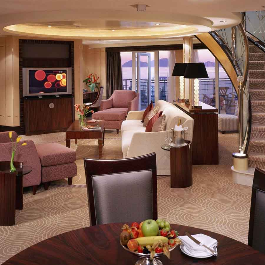 duplex suite cruise