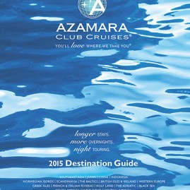 (PDF) Azamara Club Cruise Brochure