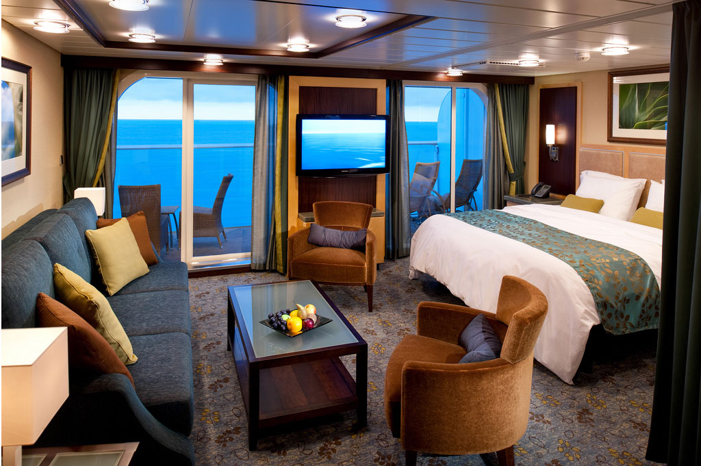 junior suite allure of the seas